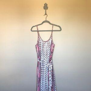 Floral Maxi dress 104